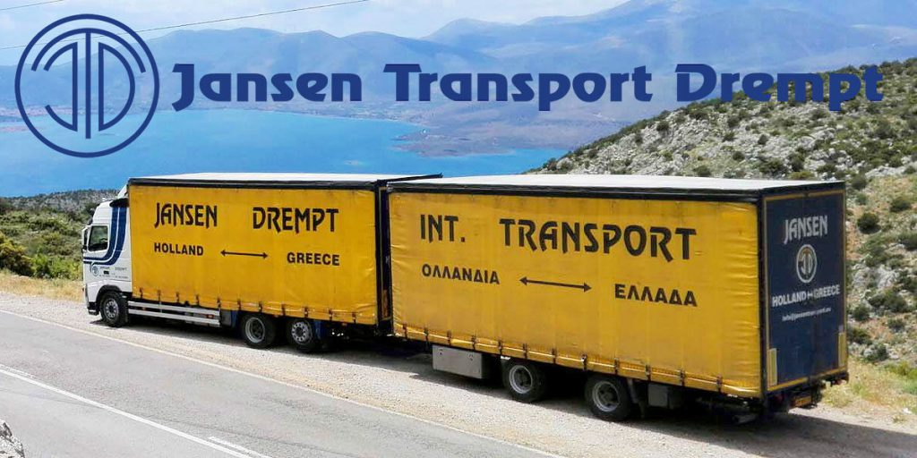 Dog Rescue Greece sponsor Jansen transport Drempt