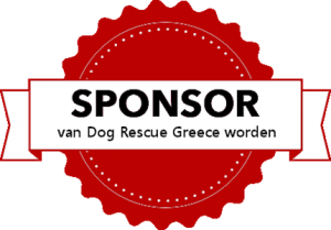 Sponsor van Dog Rescue Greece worden