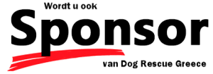Sponsoren van Dog Rescue Greece