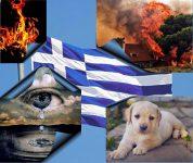 Nieuws - branden in Griekenland
