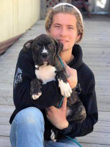Hondengedragsdeskundige Lars van den Berg 01
