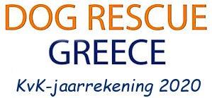 Dog Rescue Greece KvK jaarrekening 2020